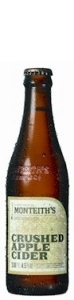 Monteiths Crushed Apple Cider 330ml - Buy