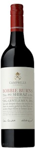 Campbells Bobbie Burns Shiraz - Buy