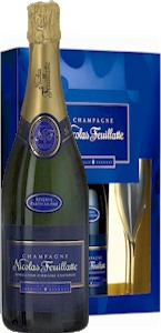 Nicolas Feuillatte Champagne Gift Set - Buy
