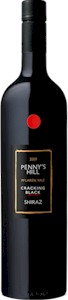 Pennys Hill Cracking Black Shiraz 2015 - Buy