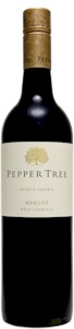 Pepper Tree Wrattonbully Merlot 2015 - Buy