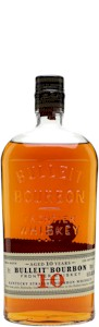 Bulleit 10 Years Old Kentucky Bourbon 750ml - Buy