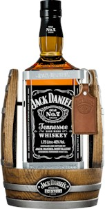 Jack Daniels Black Label Tennessee 1.75 litres Cradle - Buy