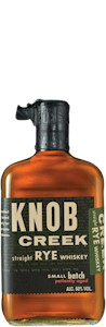Knob Creek Straight Rye 100 Proof Whiskey 700ml - Buy
