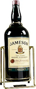 Jameson Irish Whiskey Cradle 4.5Litre - Buy