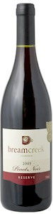 Bream Creek Reserve Pinot 2008 - Buy
