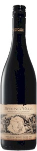 Spring Vale Estate Pinot Noir 2014 - Buy