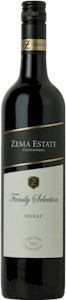 Zema Estate Family Selection Shiraz - Buy