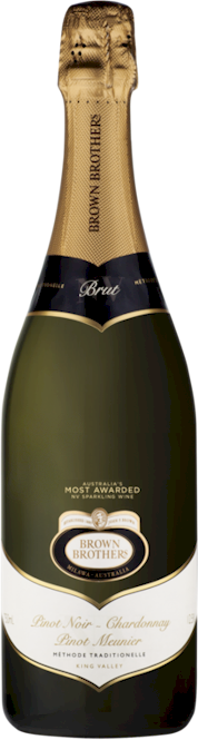 Brown Brothers Pinot Chardonnay Meunier NV - Buy