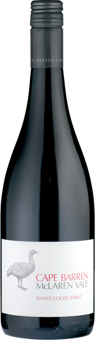 Cape Barren Native Goose Shiraz