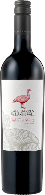 Cape Barren Old Vine Shiraz 2014