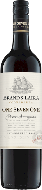Brands Laira One Seven One Cabernet 2012