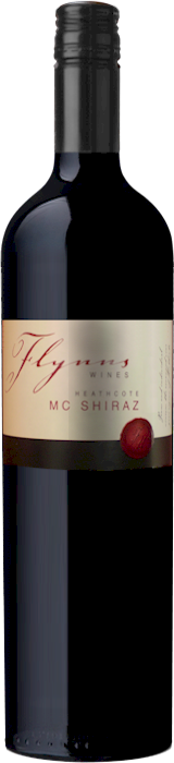 Flynns MC Heathcote Shiraz