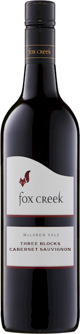 Fox Creek Three Blocks Cabernet Sauvignon 2014