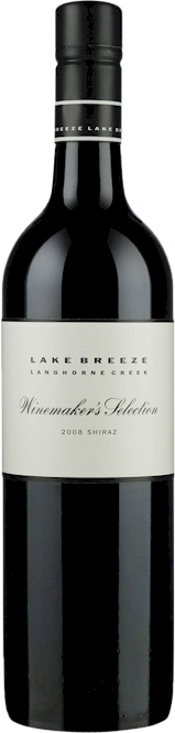 Lake Breeze Winemakers Selection Shiraz 2013