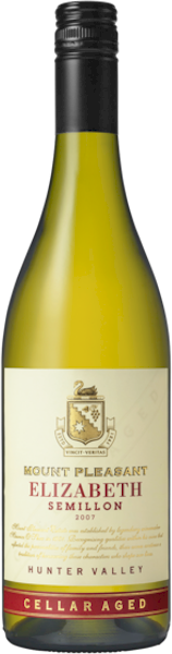 Mount Pleasant Elizabeth Semillon Cellar Release 2009