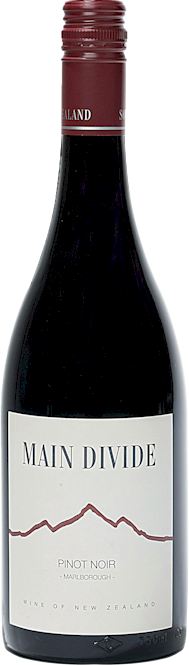 Main Divide Pinot Noir