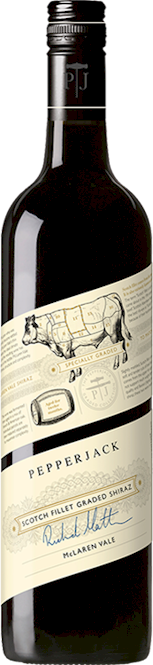 Pepperjack Scotch Fillet Graded Shiraz 2014