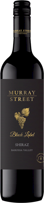 Murray Street Black Label Barossa Shiraz 2015