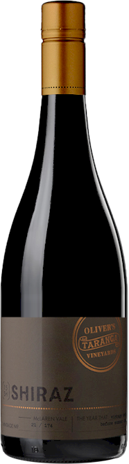 Olivers Taranga Shiraz 2016