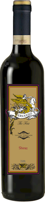 Fernando The First Shiraz