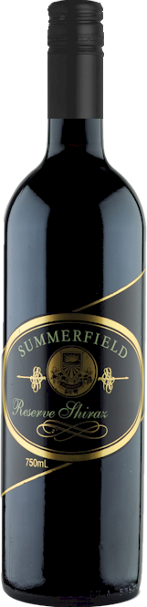 Summerfield Reserve Shiraz 2013
