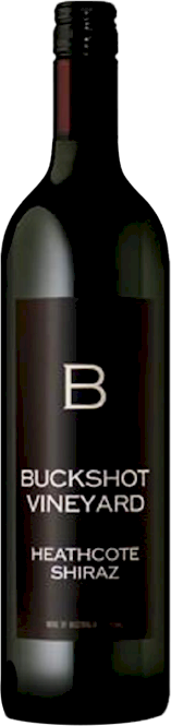 Buckshot Vineyard Heathcote Shiraz 2014
