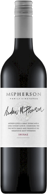 McPherson Family Shiraz 2016 - Buy
