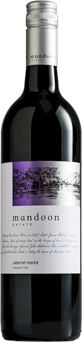 Mandoon Estate Margaret River Cabernet Merlot 2014