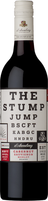 dArenberg Stump Jump Cabernet Merlot 2012 - Buy