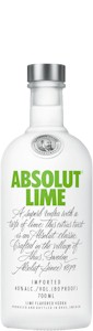 Absolut Lime Vodka 700ml - Buy